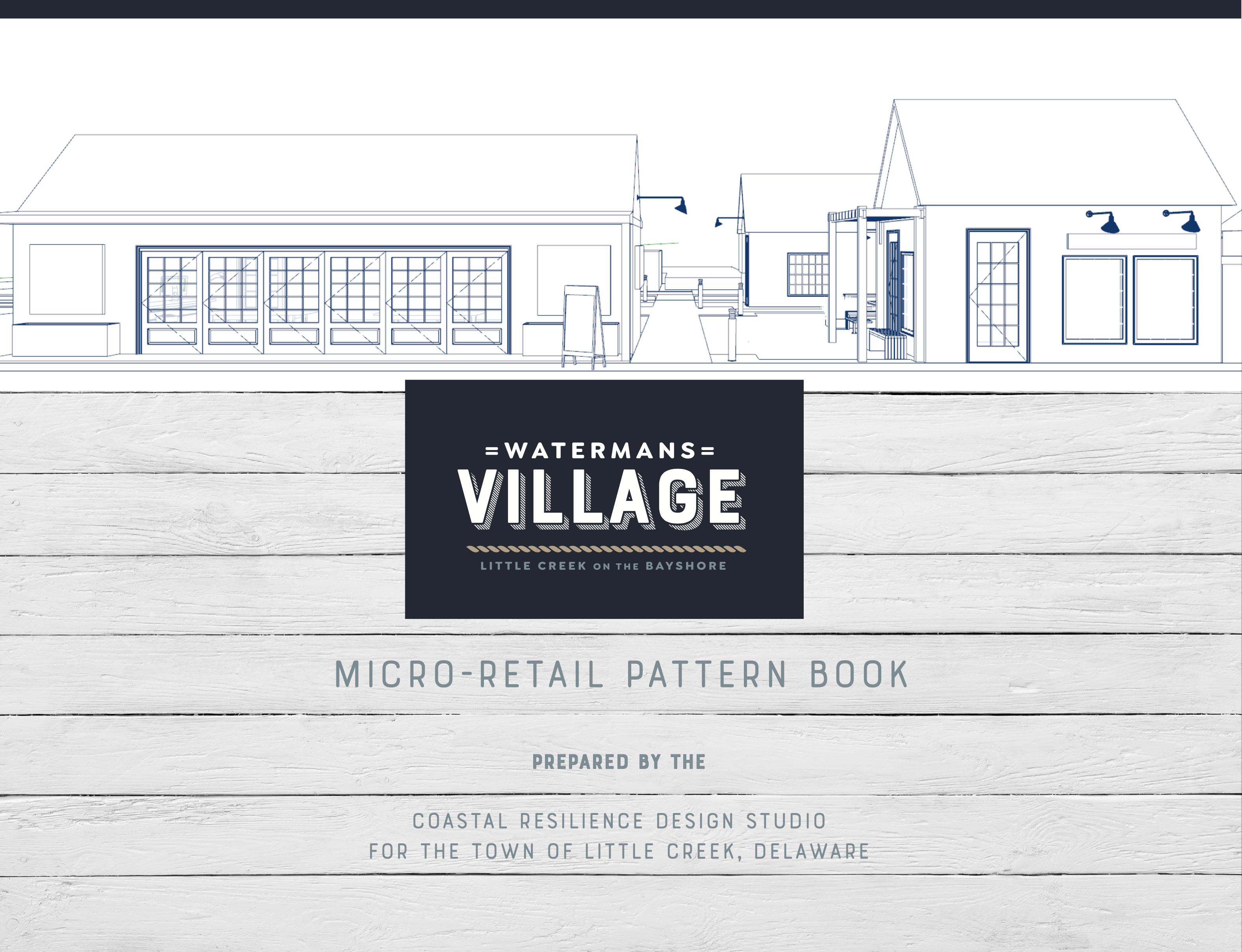 Watermans Village Pattern book title page